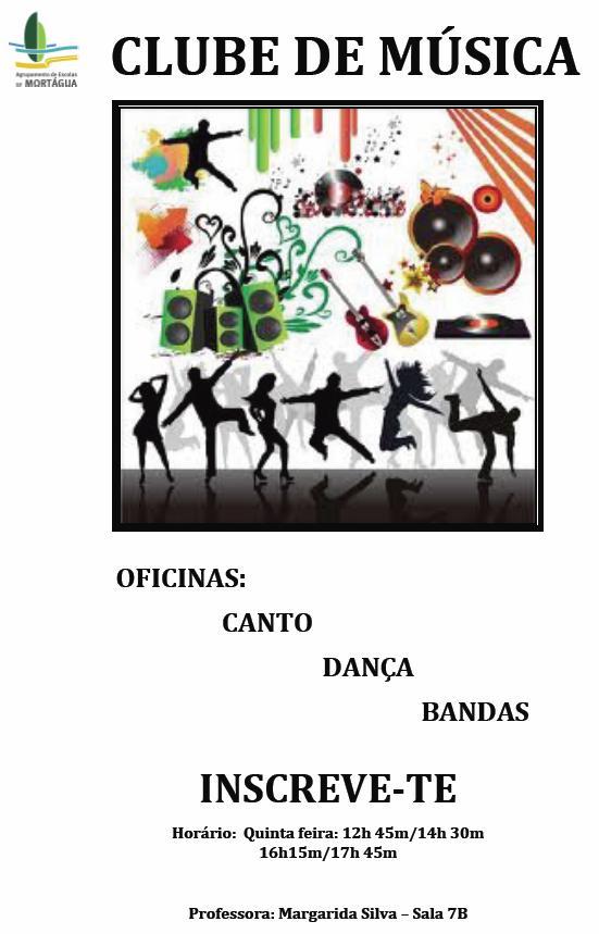 Clube Música 2014-2015